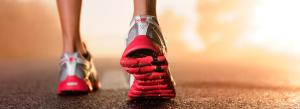 foot pain when running