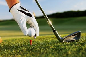 Golf and Your Feet